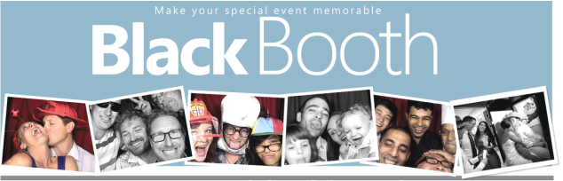 Black Booth photo booth